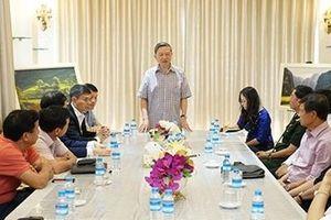 Bộ trưởng Tô Lâm thăm Đại sứ quán Việt Nam tại Myanmar