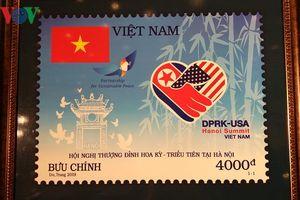 Phát hành đặc biệt bộ tem chào mừng Thượng đỉnh Mỹ - Triều lần 2