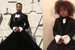 Loạt ảnh chế nam diễn viên Billy Porter mặc váy đen trên thảm đỏ Oscar 2019