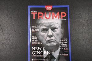 Sách 'Hiểu về Trump' ra mắt trước thềm Hội nghị Thượng đỉnh Hoa Kỳ - Triều Tiên
