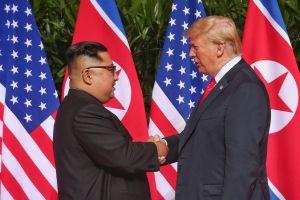 Thượng đỉnh Mỹ - Triều ngày 1: Gặp gỡ tại Metropole và ăn tối