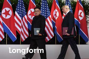 Donald Trump và Kim Jong Un: Mối quan hệ kỳ lạ của những cá tính mạnh