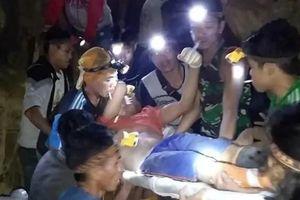 60 người bị chôn vùi do lở đất tại mỏ vàng ở Indonesia