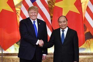TT Trump đánh giá cao các hợp đồng thương mại VN đặt mua