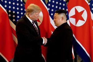 Chủ tịch Kim: 'Quyết định chính trị đầy dũng cảm của ông Trump'