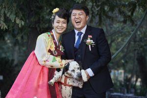 Thứ gì không thể thiếu trong đám cưới cổ truyền của Triều Tiên?