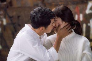 Song Hye Kyo và Song Joong Ki đã yêu nhau quá đẹp ở 'Hậu duệ mặt trời'