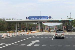 Không phát hiện sai phạm thu phí cao tốc TPHCM-Long Thành-Dầu Giây