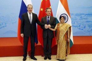 Hội nghị Ngoại trưởng Nga - Ấn Độ - Trung Quốc về an ninh và kinh tế
