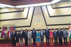 Ấn Độ cam kết đẩy mạnh hợp tác với ASEAN