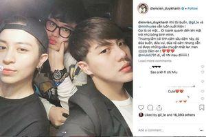 Duy Khánh lần đầu tiết lộ tình trạng mối quan hệ với Miu Lê