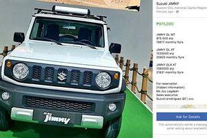 Xe giá rẻ Suzuki Jimny từ 435 triệu đồng tại Đông Nam Á