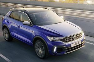 Volkswagen T-Roc R 2020 mới có gì để 'đấu' Honda CR-V