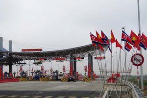 Hải Phòng gấp rút trang hoàng đường phố đón phái đoàn Triều Tiên