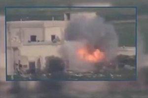 Không lực Syria không kích dữ dội nhằm vào tây nam Idlib