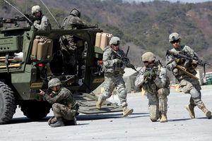 Lầu Năm Góc theo dõi thượng đỉnh Mỹ-Triều để tính toán tập trận Mỹ-Hàn
