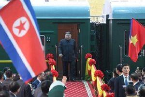 Viễn cảnh tuyến đường sắt Hàn Quốc - Triều Tiên - Trung Quốc - Việt Nam