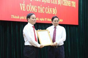 Ông Phạm Minh Chính nói về lý do Bộ Chính trị bổ nhiệm ông Trần Lưu Quang