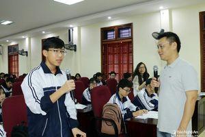 Chia sẻ kinh nghiệm học tập thông minh cho học sinh Nghệ An