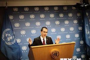 Chính quyền Venezuela đề nghị lãnh đạo phe đối lập Guaido đàm phán
