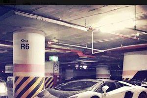 'Mẹc' G, Lamborghini Aventador mui trần về tay đại gia Hà thành