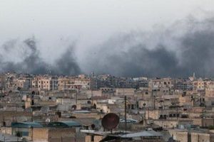 Syria: Những trận không kích dữ dội đổ xuống Idlib