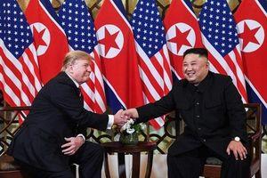 Tổng thống Trump khen Chủ tịch Kim Jong-un là nhà lãnh đạo tuyệt vời