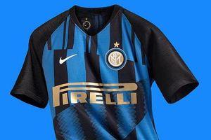Trước trận derby, Inter Milan ra mắt áo đấu lạ mắt