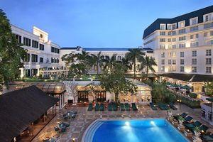 Cận cảnh khách sạn Metropole nơi diễn ra Hội nghị Thượng đỉnh Mỹ-Triều