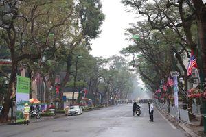 Hà Nội: Hạn chế, cấm hàng loạt tuyến phố để phục vụ Hội nghị thượng đỉnh Mỹ – Triều Tiên ngày 27/2
