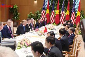 Việt Nam – Hoa Kỳ khẳng định thương mại và đầu tư là động lực cho quan hệ song phương