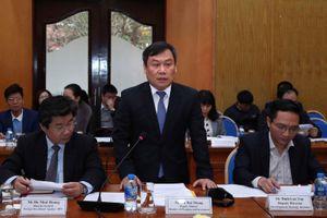 Tọa đàm lần thứ sáu giữa Bộ Kế hoạch và Đầu tư - Phòng Thương mại và Công nghiệp Nhật Bản