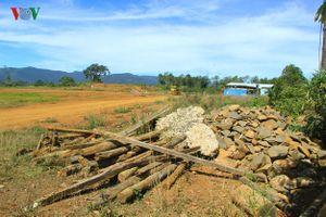 Kon Tum: Chấm dứt hoạt động 4 dự án thu hồi 158ha đất