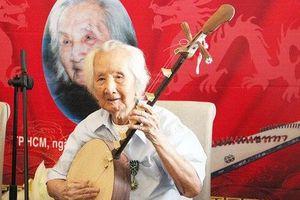 Lập hồ sơ đề nghị xét tặng danh hiệu 'Nghệ nhân Nhân dân' đối với Nhạc sư Nguyễn Vĩnh Bảo