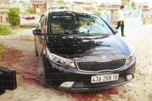 Trộm 2 ô tô ở Đà Nẵng mang về Quảng Nam chạy dịch vụ