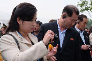 Phái đoàn Triều Tiên thăm nhà máy xe hơi, nông trường ở Hải Phòng