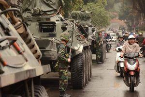 An ninh bất khả xâm phạm tại thượng đỉnh Mỹ - Triều ở Hà Nội