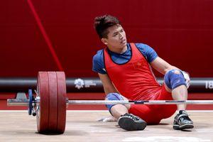 Á quân ASIAD Trịnh Văn Vinh dương tính với doping