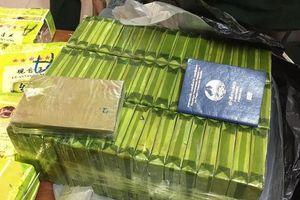 Người phụ nữ buôn túi xách vận chuyển hơn 4,5 kg ma túy qua cửa khẩu