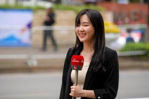 Dàn phóng viên 'trai xinh gái đẹp' tại Hội nghị thượng đỉnh Mỹ - Triều