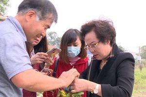 Doanh nhân Nguyễn Thị Bảo Hiền: Khao khát đưa nông sản Việt ra thế giới