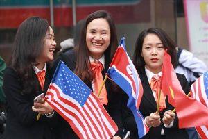 'Hà Nội - Thành phố vì hòa bình' chinh phục phóng viên quốc tế