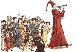 Đằng sau câu chuyện Người thổi sáo thành Hamelin