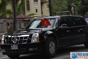 Bảo vệ an toàn cho Tổng thống Mỹ và Chủ tịch Triều Tiên