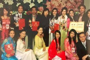 Nhiều nghệ sĩ Việt Nam từng đạt giải thưởng lớn của văn hóa Triều Tiên