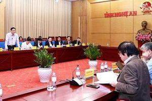 Nghệ An: 'Đặt hàng' các chuyên gia kinh tế tham gia thẩm định những dự án đầu tư lớn