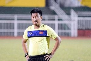 Thầy Park có thêm sự trợ giúp của HLV Việt Nam tại vòng loại U23 châu Á