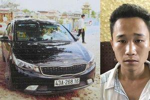 Trộm ô tô ở Đà Nẵng mang về Quảng Nam chạy dịch vụ