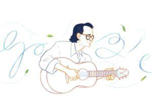 Google vinh danh nhạc sĩ Trịnh Công Sơn