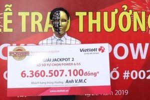 Xổ số Vietlott: Mua vé với số ngẫu nhiên, người đàn ông Sóc Trăng bất ngờ trúng hơn 6 tỷ